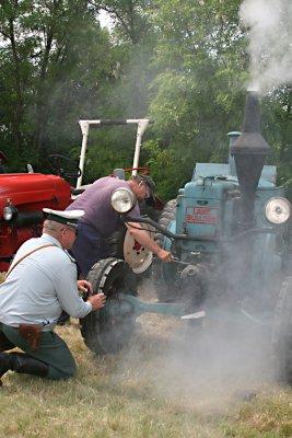 Foto zu Meldung: 4. Treffen der Altenauer Oldtimer- und Landtechnikfreunde