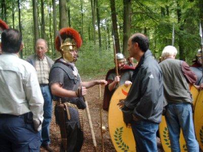 Foto zu Meldung: Limes Live –  Römerleben zum Anfassen entlang des Limes im Rhein-Lahn-Kreis