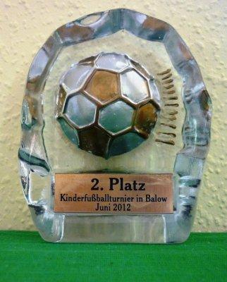 Foto zu Meldung: Kinder-Fußball-Turnier