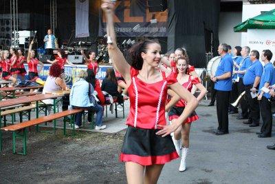 Foto zu Meldung: Erster Tag des 44. Musikfestes schon wieder Geschichte