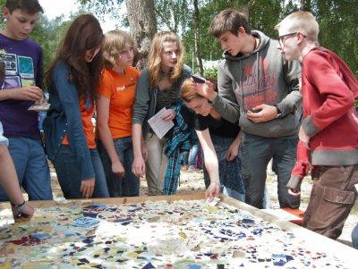 Foto zu Meldung: Landesjugendcamp 2012