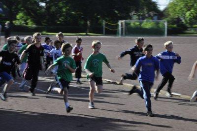 Foto zur Meldung: Bundesjugendspiele 2012