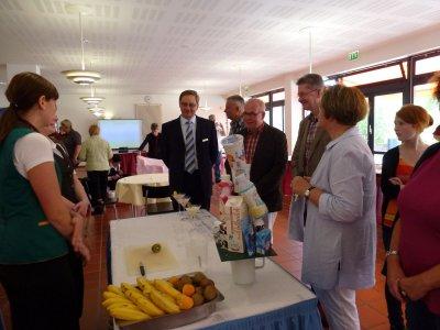 Foto zur Meldung: Tag der offenen Tür der Fachbereiche Ernährung/Hauswirtschaft und Agrarwirtschaft