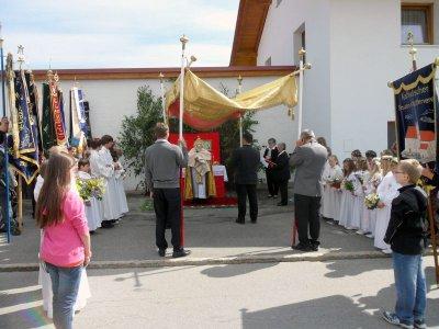 Foto zur Meldung: Fronleichnam in St. Georg