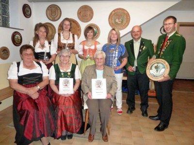 Foto zur Meldung: Erfolgreiche Vereinsmeister von 2011/2012 gekürt