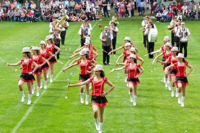 Foto zur Meldung: Drei klangvolle Tage - 44. Musikfest in Hirschfeld – wieder ein klasse Erfolg