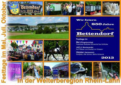 Foto zu Meldung: Events und Veranstaltungen 2013 in der Region zwischen Rhein und Lahn
