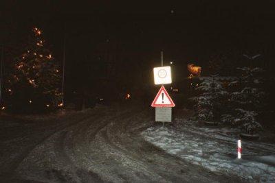 Foto zur Meldung: Winter 2005/2006 - SPL auf öffentlichen Flächen