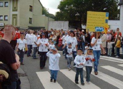 Foto zur Meldung: Heimatfest 2004 in Holzhausen
