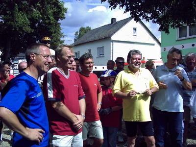 Foto zu Meldung: Besucher in Bettendorf und der Region