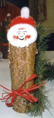Foto zur Meldung: Dezember 2003 - Seniorenfeier in der Vorweihnachstzeit