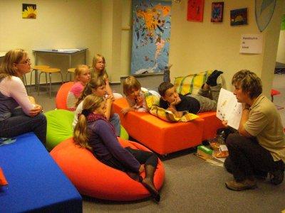 Foto zur Meldung: 5. Präsentationstag an der Elbtalgrundschule