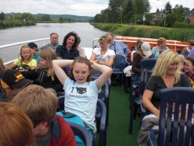 Foto zur Meldung: Brandenburg-Tour der 4. Klassen