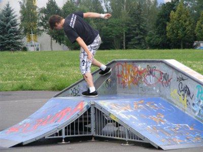 Foto zur Meldung: Skate ´n´ Music 2012: Klein aber fein!