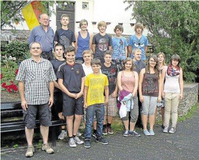 Foto zur Meldung: Ortsgemeinde: Junge Leute haben ihr eigenes Parlament