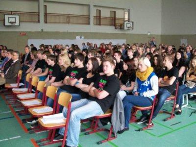 Foto zur Meldung: Verabschiedung der Abschlussklassen