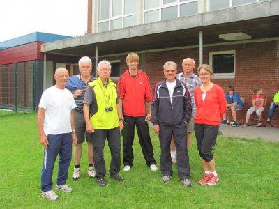 Foto zur Meldung: Deutsches Sportabzeichen 2012