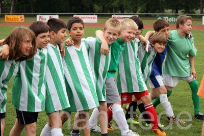 Foto zur Meldung: Kaarster Grundschulmeisterschaften Fußball