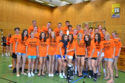 Foto zur Meldung: Starke Sachsen-Power im Südcamp 2012