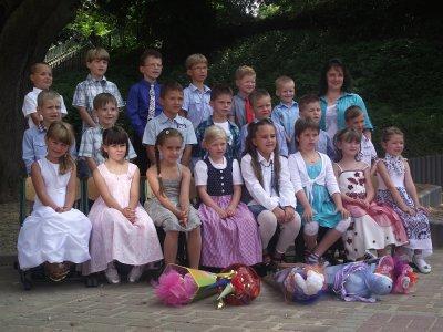 Foto zu Meldung: Endlich Schulkind