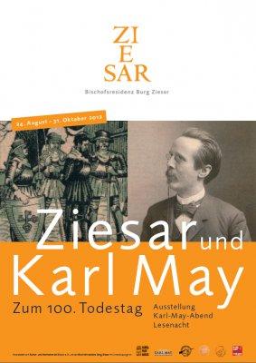 Foto zu Meldung: Ausstellung über »Ziesar und Karl May«