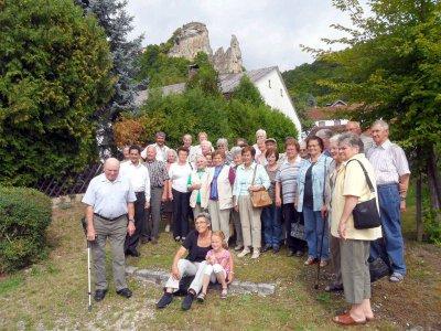 Foto zur Meldung: Seniorenwallfahrt zur seligen Anna Schäffer