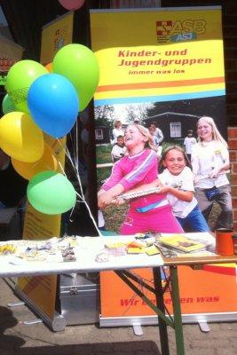 Foto zu Meldung: Sommerfest beim Stützpunkt Flintbek