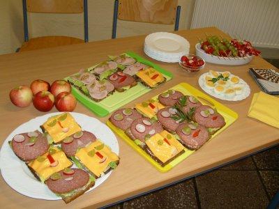 Foto zur Meldung: Gesundes Frühstück