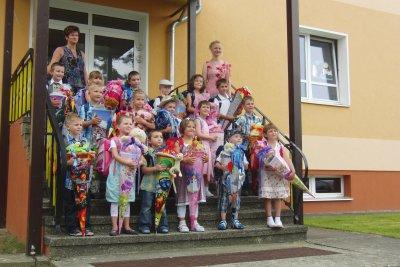 Gelungene Schulanfangsfeier