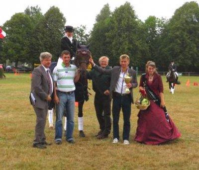 Foto zur Meldung: Erfolgreiches 61. Reit- und Fahrturnier in Freyenstein