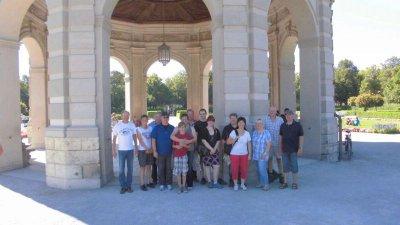 Foto zur Meldung: Ausflug in Bayerns Metropole
