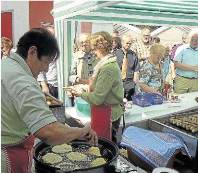 Foto zur Meldung: Frauenchor: Kartoffelfest lockt mit kulinarischen und musikalischen Genüssen