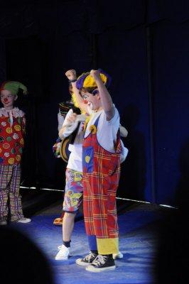 Foto zur Meldung: Grandioser Abschluss der Zirkusprojektwoche