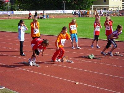 Foto zur Meldung: Grundschulsportfest des Landkreises Prignitz in Wittenberge