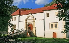 Foto zur Meldung: Schloss Senftenberg - Klassenfahrt