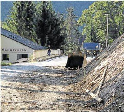 Foto zur Meldung: Ortsgemeinde: Ortseinfahrt von Burgschwalbach verändert sich