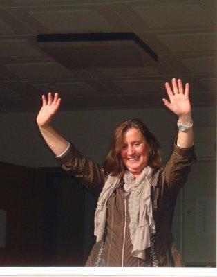Foto zur Meldung: Abschied von Frau Horstmann-Ortmans