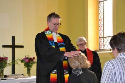 Foto zu Meldung: Rosefelder Kirche wieder in Dienst genommen