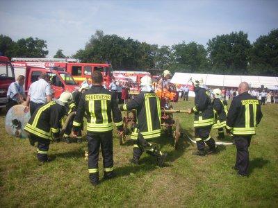 Foto zur Meldung: 130 Jahre Feuerwehr Liebenwalde