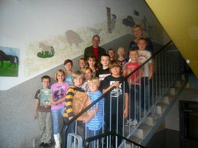 Foto zur Meldung: Wanderpokal zum 2. Mal  erkämpft