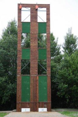 Foto zur Meldung: Einweihung Hakenleiterturm