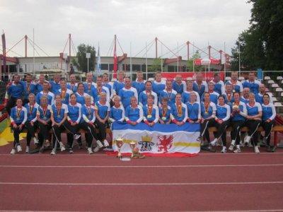 Foto zur Meldung: Deutsche Meisterschaften 2012 in Cottbus