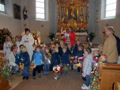 Foto zur Meldung: Erntedankfest in Prackenbach und Krailing