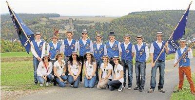 Foto zur Meldung: Ortsgemeinde: Burgschwalbach feiert traditionelle Dorfkirmes