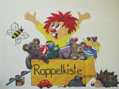 Foto zu Meldung: Hirschfelder Rappelkiste feierte Geburtstag