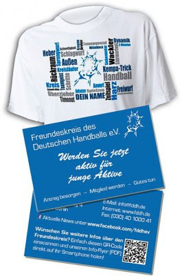 Foto zur Meldung: Der Freundeskreis des Deutschen Handballs informiert