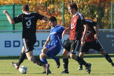 Foto zu Meldung: Landesliga: FC Vorwärts - BSC Saas-Bayreuth 0:2 (1:3)