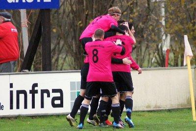 Foto zu Meldung: Landesliga: ASV Vach - FC Vorwärts 1:0 (1:4)