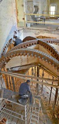 Vorschaubild zur Meldung: Schloss Doberlug – eine Baustelle unter Hochdruck