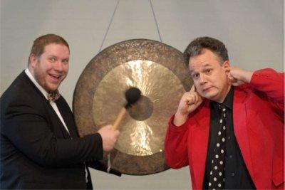 Foto zur Meldung: Kulturbühne Ladbergen - Brieden & Waschk am 08.11.2012